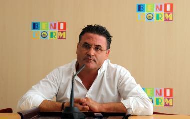 Benidorm destinará a ocho peones contratados con fondos europeos a la limpieza de caminos y barrancos