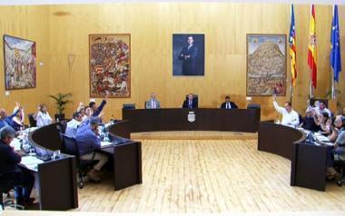 El pleno acepta la propuesta de la Mesa de Contratación para poder adjudicar las obras de la avenida del Mediterráneo