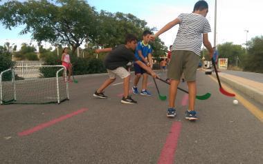 'Okupa la calle' acerca las actividades deportivas a los vecinos en la Semana de la Movilidad