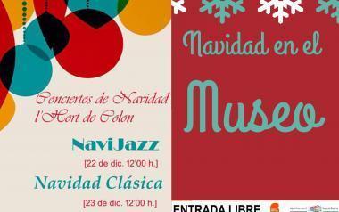 Programa especial de Navidad en Boca del Calvari y l'Hort de Colón