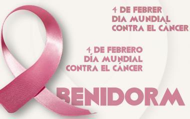 Un hito en Benidorm para ensalzar la investigación contra el cáncer