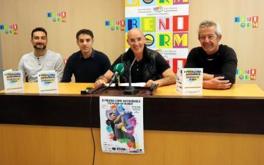 El Palau d'Esports alberga la II Copa Autonòmica d'Escalada en Bloc