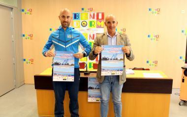 Benidorm celebra el I Trofeu Autonòmic de Patinatge de Velocitat en la nova pista de patinatge