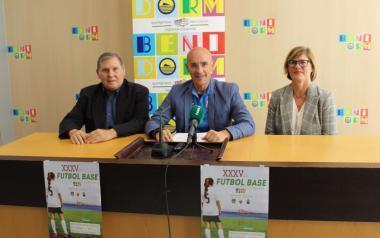 El XXXV Torneig de Futbol Base 'Vila de Benidorm' tindrà presència d'equips femenins per segon any consecutiu