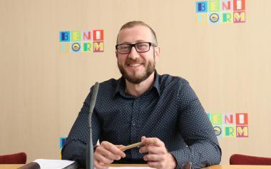 """Bigorra: """"Compromís presentará una propuesta de presupuesto municipal para Benidorm"""""""