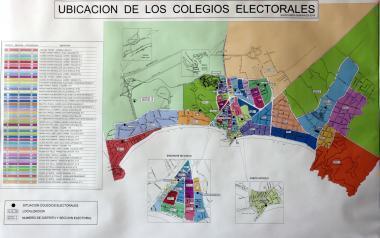 43.785 electores están convocados a las urnas este domingo para las Elecciones Municipales