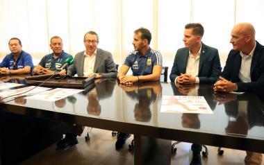 El Estadio 'Guillermo Amor' albergará el partido amistoso Sub-20 entre Argentina y Honduras