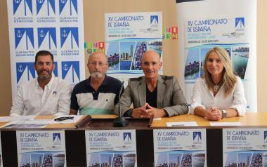 Benidorm acoge este fin de semana el XV Campeonato de España de Remo