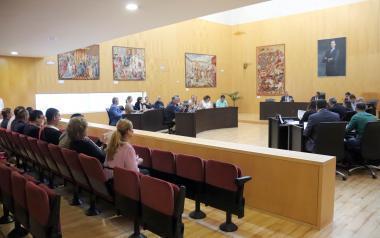 El Ayuntamiento valora el requerimiento de la Subdelegación del Gobierno para anular la VPT