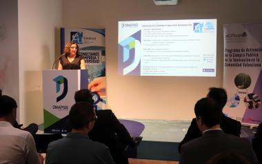 Benidorm participa en una jornada sobre Compra Pública de Innovación en Dinapsis