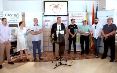 Novena edición del Concurso de Tapas y Pinchos de Benidorm, alta cocina en miniatura