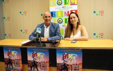 Benidorm acoge el Campeonato de España de Fit Kid en el Palau d'Esports l'Illa de Benidorm