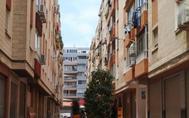 Benidorm solicitará una subvención a Diputación Provincial de Alicante para renovar la calle Polop