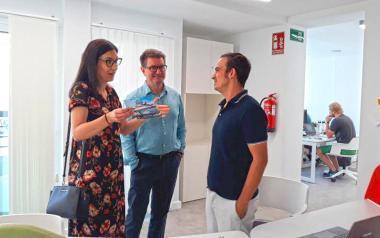 La Diputación subvenciona con 5.000 euros la edición de la Guía de Recursos de Empleo y Formación y el Espai Coworking