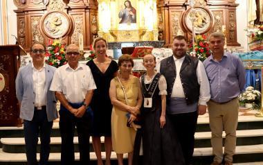 Ambiente marinero y de tradición en las fiestas en honor a la Virgen del Carmen de Benidorm
