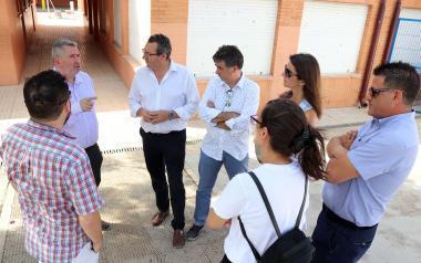 Mejora de los accesos a los colegios públicos Els Tolls y Puig Campana y la escuela municipal infantil Fontanelles