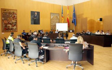 Benidorm concreta el dispositivo sanitario y de seguridad del Low Festival