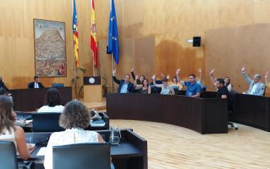 """El """"rodillo"""" del PP tumba nueve de las diez enmiendas socialistas al presupuesto general de 2019"""