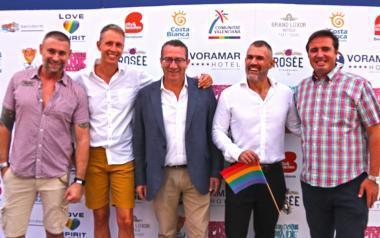 El Molino Benidorm, premio 'Tolerancia LGBT 2019' en la semana del Orgullo