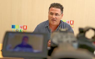 Benidorm suspende clases y actividades al aire libre en la jornada de mañana viernes, día 13