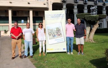 Benidorm organiza una actividad a pie para conocer las céntricas zonas peatonales en la Semana de la Movilidad