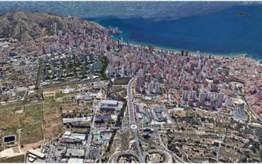 Benidorm aprueba la próxima semana exponer al público el Plan Parcial 'Ensanche de Levante' y abrir el trámite de participación pública