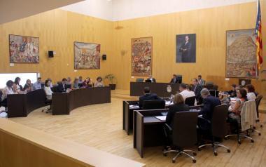El ple aprova definitivament i per unanimitat el PRI de l'hotel del casino