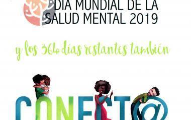 Una exposición, proyecciones y mesas de debate e informativas para celebrar el Día Mundial de la Salud Mental