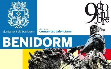 Benidorm commemora el 9 d'octubre amb un ple institucional en la plaça de la Senyoria