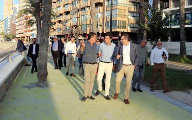 Benidorm abrirá la práctica totalidad del Parque de Elche coincidiendo con las Festes Majors Patronals