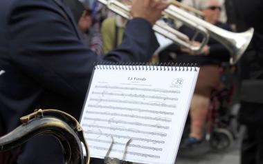 Conciertos extraordinarios de las tres bandas de Benidorm en honor a Santa Cecilia