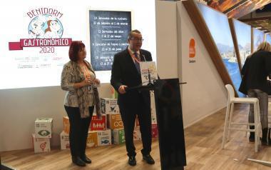 Benidorm pone en valor su gastronomía en Fitur