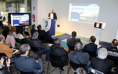 Benidorm presenta a Dinapsis el seu nou del Pla Municipal d'Emergències