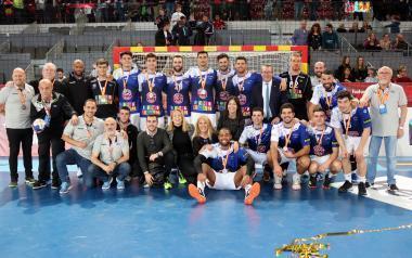 L'Handbol Benidorm subcampió de la XXV Copa de Sa Majestat el Rei