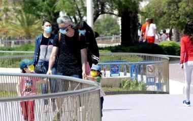 Benidorm entregará mascarillas a los menores en edad escolar nacidos entre 2003 y 2016