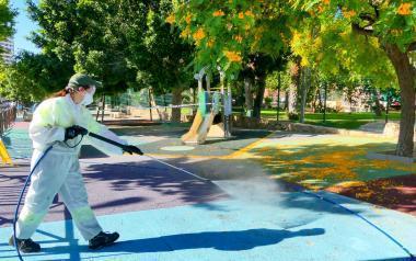Benidorm reobri els parcs infantils