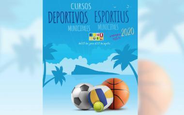 Esports obri el dijous la inscripció per als Cursos Esportius d'Estiu