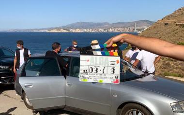 'Alba', la nueva serie de Antena 3 llega a Benidorm