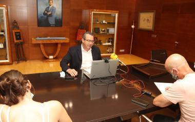Benidorm liberará automáticamentelas parcelas reservadas de Levante que no se ocupen a una determinada hora