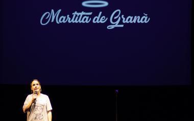 Humor y monólogos en el Julio Iglesias con Martita de Graná