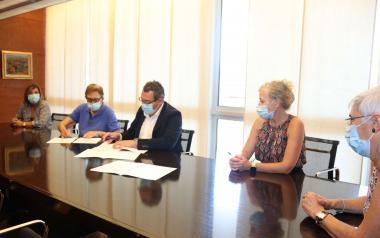 L'Ajuntament amplia la seua col·laboració amb el Doble Amor amb 30.000 euros
