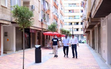 Carlos Mazón reafirma el compromiso de la Diputación con la ciudad de Benidorm