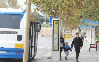 L'Ajuntament assegura la desinfecció diària dels autobusos del transport escolar d'Infantil i Primària