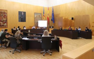 Constituido el Comité Técnico EDUSI del Ayuntamiento de Benidorm