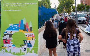 Ayuntamiento y profesorado consensúan las entradas a los centros escolares de Els Tolls