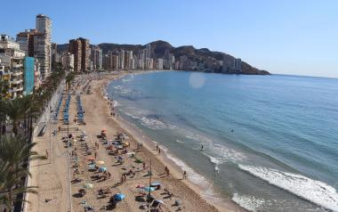 Les platges superen els 46.000 usuaris durant el Pont...