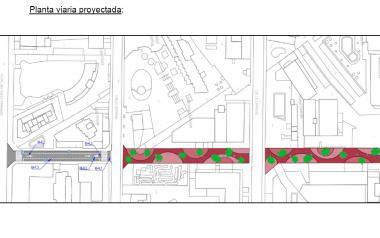 La JGL aprueba el proyecto de renovación de la calle Mallorca, que supone una inversión cercana al millón de euros