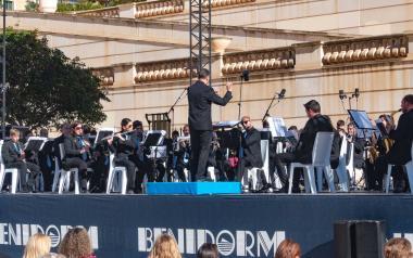 Benidorm concede una subvención de 30.690 euros a las escuelas de música y educandos