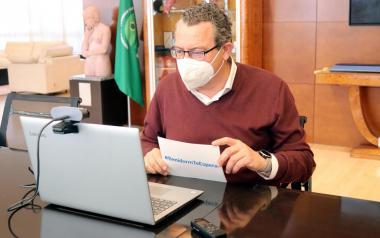 Benidorm lanza las nuevas ayudas a familias frente a la Covid-19, dotadas inicialmente con 2,5 millones de euros