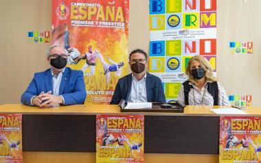 Benidorm acull el Campionat d'Espanya de Taekwondo este cap de setmana